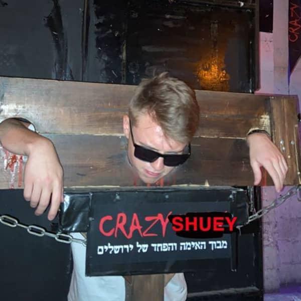 crazy shuey