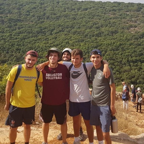 Hike in nahal yehoram