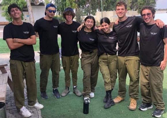 Idf army experience