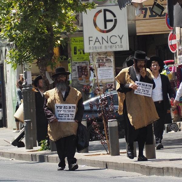 Haredi community