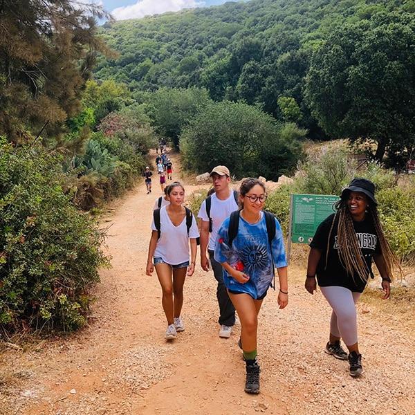 Nahal kziv, akko, and yehiam trail