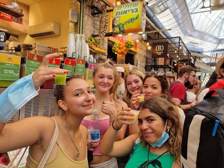 Food tours in jeruslaem and tel aviv