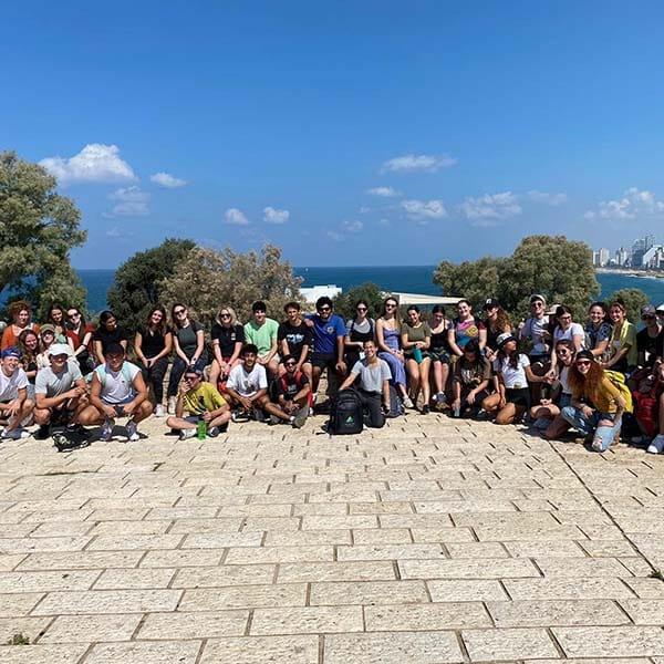 Our florentin community in jaffa