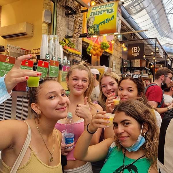 Machane yehuda food tour!